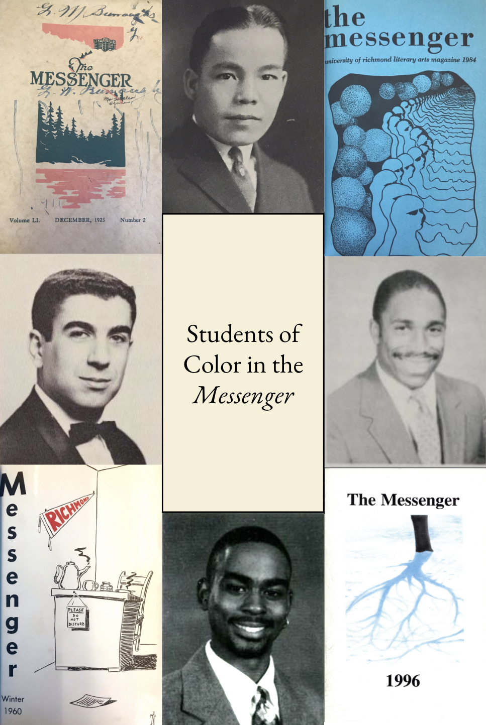 Students of Color in the Messenger