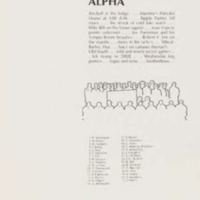 "The Web 1971 ""Kappa Alpha"""