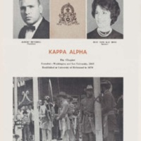 "The Web 1964 ""Kappa Alpha"""